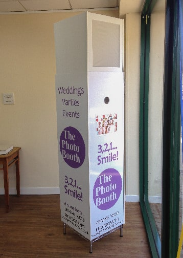 Scottish Borders Photo Booth Hire